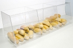 Bulk Bread Storage 3 Bin wide