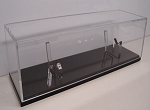 10in Single Knife Display Case with sheath or scabbard holder