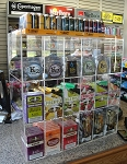 Cigar, Blunt Wraps or Candy Display Case, Point of Purchase(POP) or Point of Sale (POS)